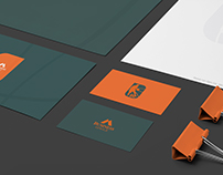 Business League - Brand Identity