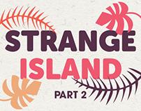 Strange island - alphabet story Part 2