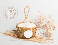 台東池上米 包裝設計|Rice Package Design