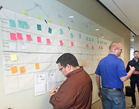 Service Blueprint Design