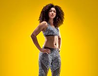 Rhiannon Ishmael fitness portraits