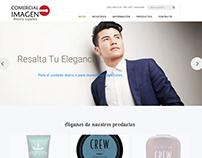 Productos de belleza para el caballero - Honduras