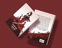 Sasok közt a galamb book cover and illustration