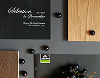 Selection du Sommelier - brand identity