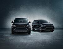 Range Rover Shadow edition full CG