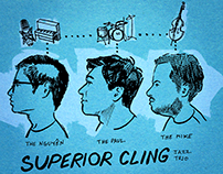 Superior Cling: Jazz Trio