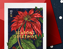 Seasons Greetings | Card