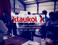 Parex Klaukol - Community Management