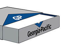 Georgia Pacific Ream of Paper Packaging Redesign