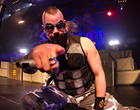 Sabaton @ Hard Club - Porto - Portugal