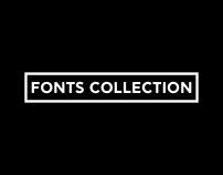 SX Handwritten Fonts Collection (English+Greek)
