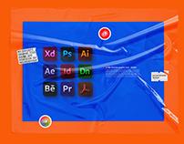 Neumorphism - Adobe App Icon