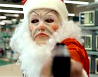 «Technoshock New Year Robbery» Video Commercial AD