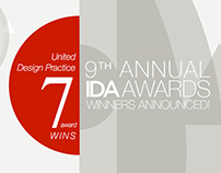 9th IDA Award Wins