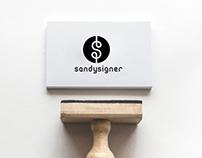 My identity : Sandysigner