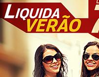 Liquida Verão - Life | Campanha de liquidação