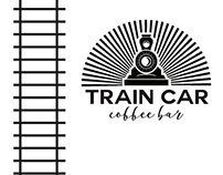 Project 1: Train Car Coffee Bar brand package