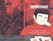 Magazine cover ENCRUCIJADAS