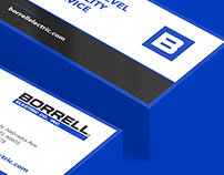 Borrell Electric Co | ReBrand 2016