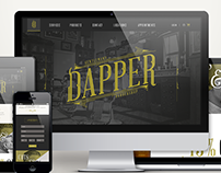Dapper Website