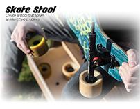Skate Stool