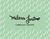 Currículo Criativo | Creative Resume