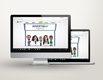 AdvertiseUp Website
