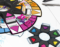 Hasbro Trivial Pursuit 2000s Edition Game
