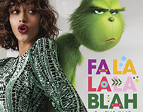 Happy Who-lidays, Bloomingdale's x The Grinch
