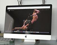 Jonah Weingarten Website Design