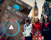 Oblaka 10 iPhone mobile app