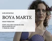 Boya Marte - Cortometraje musical