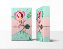 Newborn gift packaging