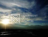 NTTU Department of Art Industry Brand 國立臺東大學美術產業學系識別設計