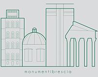 Brescia Skyline