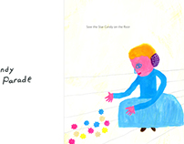 Star Candy Parade - Picture Book