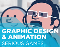 Graphic Design, Serious Games International Ltd