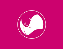 Rhino Recovery Fund . Brand identity