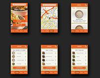 ShopHouse Kitchen UI Design