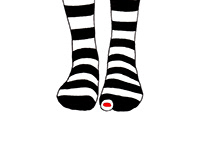 Socks with Holes should Rule the World!