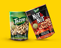 Tazze Packaging Design