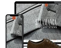 Salamanca web desing