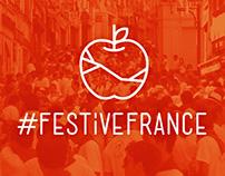 Festive France - Branding & Motion design