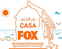 La casa Fox