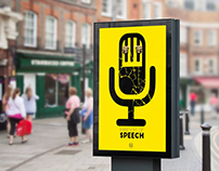 Freedom Of Speech - Poster