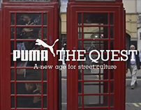 The Quest - London