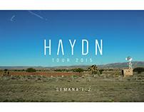 "Haydn | Tour ""Arde en mi"" (Semana 1-2)"