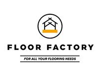 Floor Factory Logo design & sign writing