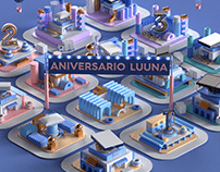 Luuna Anniversary
