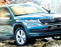 Skoda Kodiaq Key Visual Concept